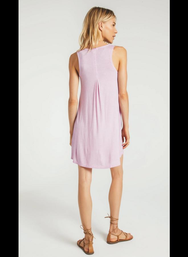 Bay V-Neck Dress