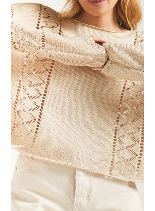 Norhina Knit Top