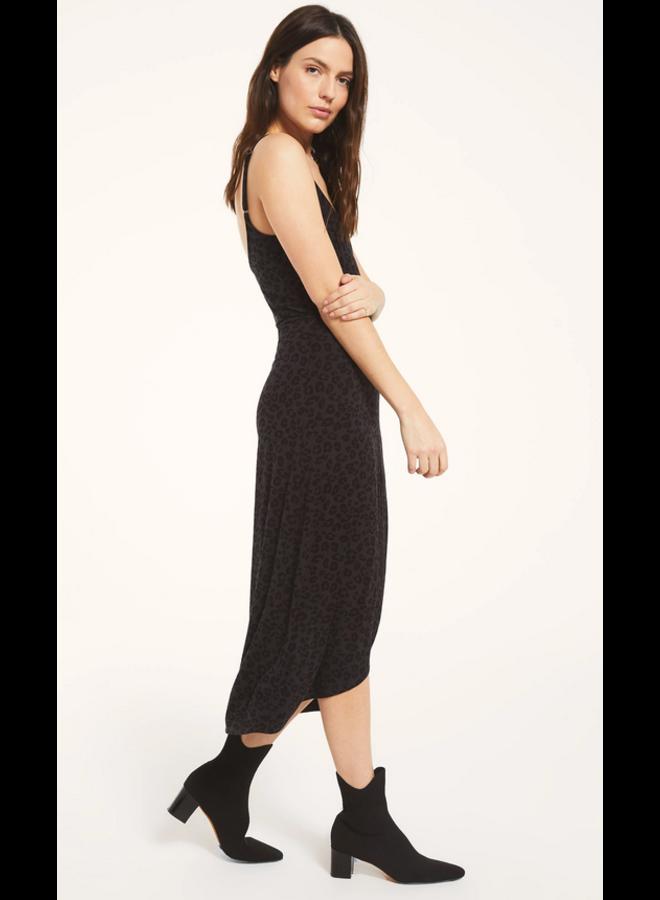 Karlie Leopard Dress