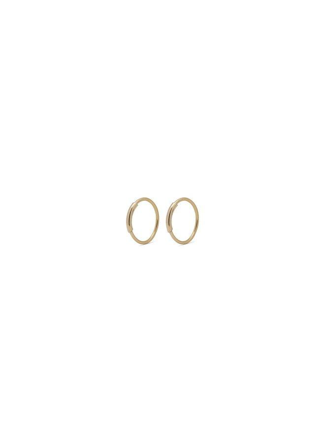 Raquel 10mm Hoops