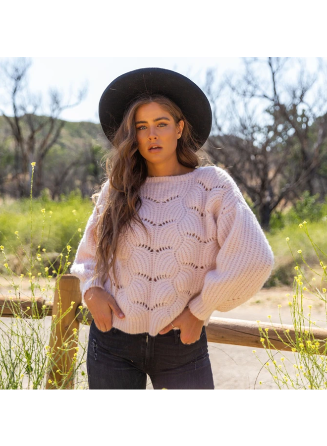 Serenity  Pullover