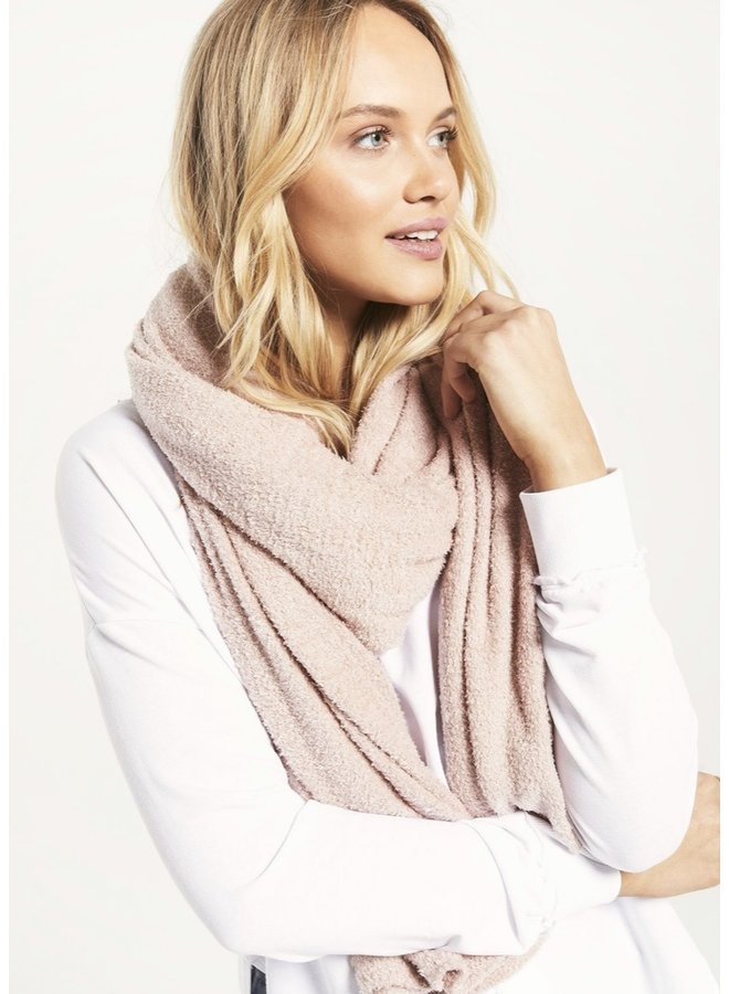 Kinsey Feather Scarf
