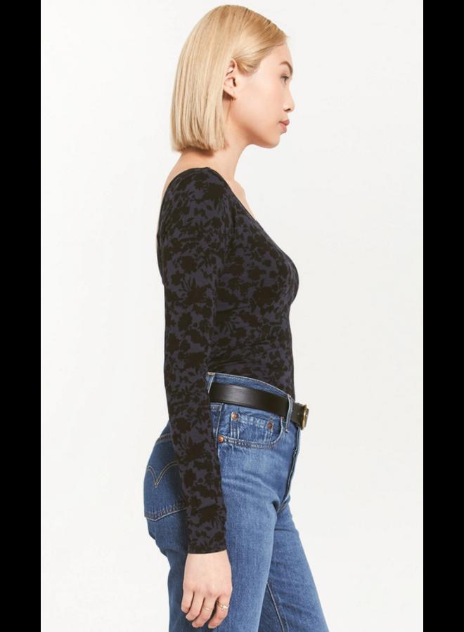 Tilda Floral Bodysuit