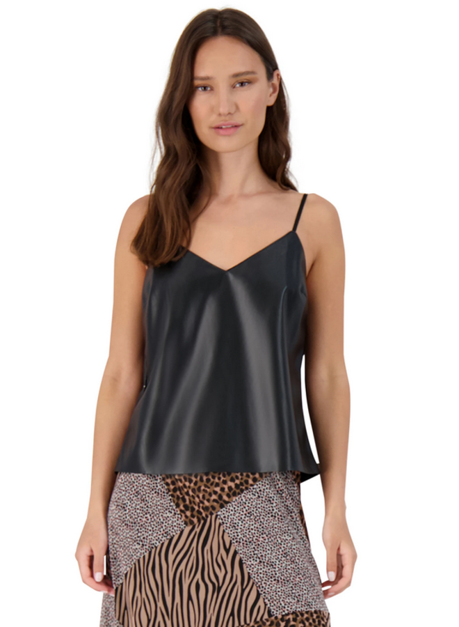 Leather Report Cami