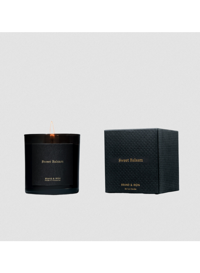 Sweet Balsam Soy Candle
