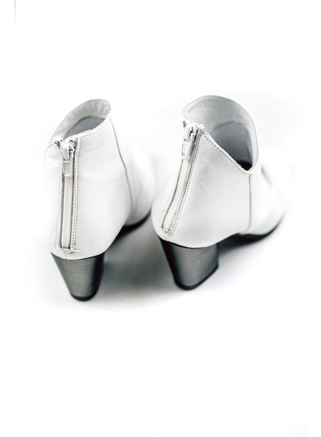 Fray Bootie