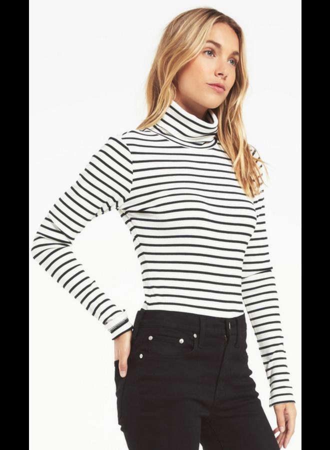 Chloe Stripe Bodysuit