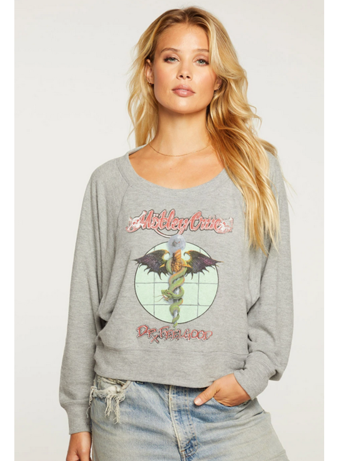 Dr. Feelgood Pullover