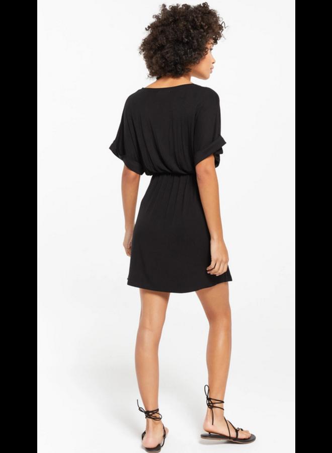 Torre Sleek Wrap Dress
