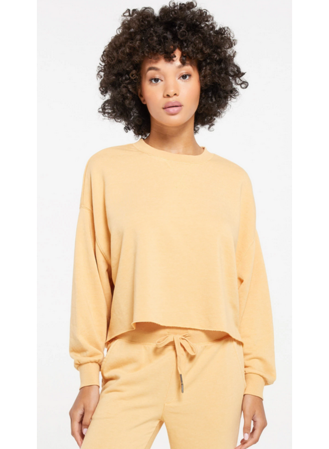 Izzy Loop Terry Pullover