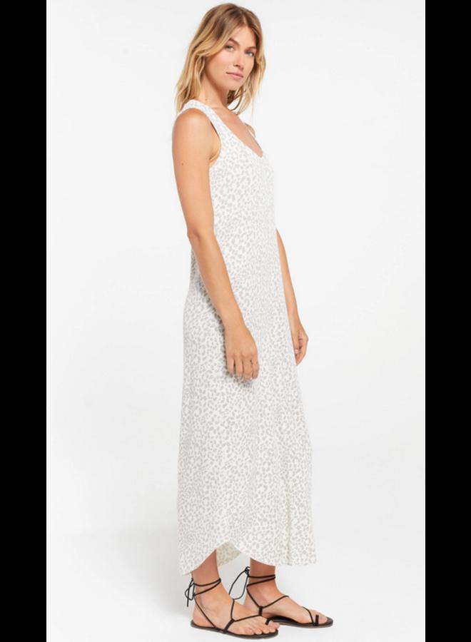 Luna Rib Hacci Dress