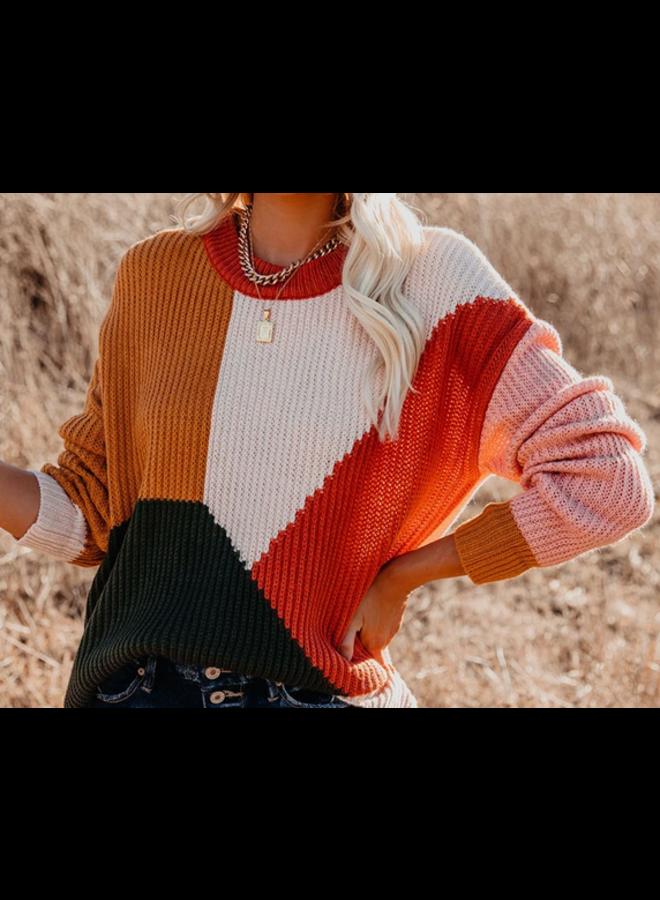 Sun Ray Sweater