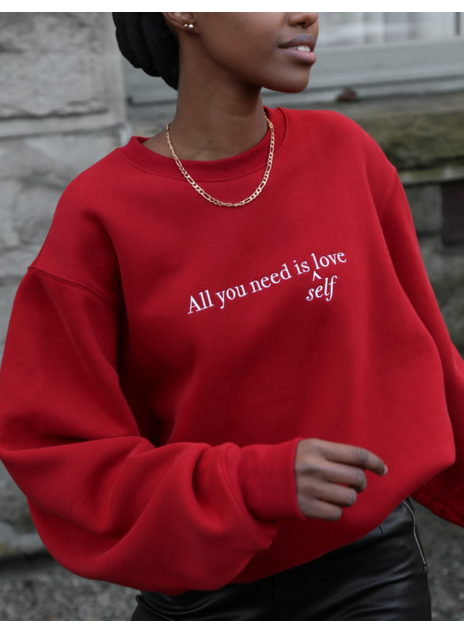 'All You Need Is' Crew