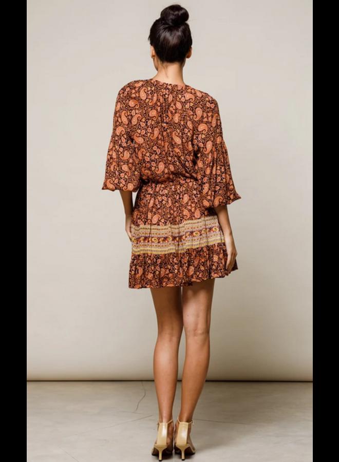 Hazel Mini Dress