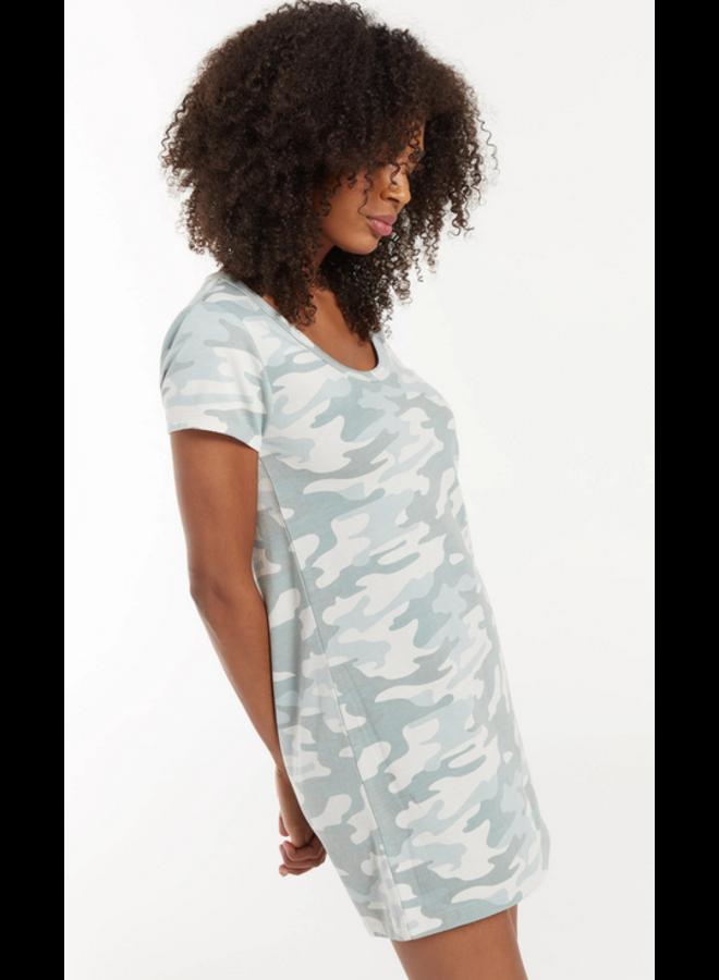 Payton Camo Dress