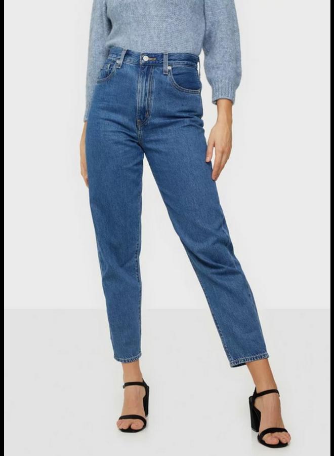 High Loose Taper Jean