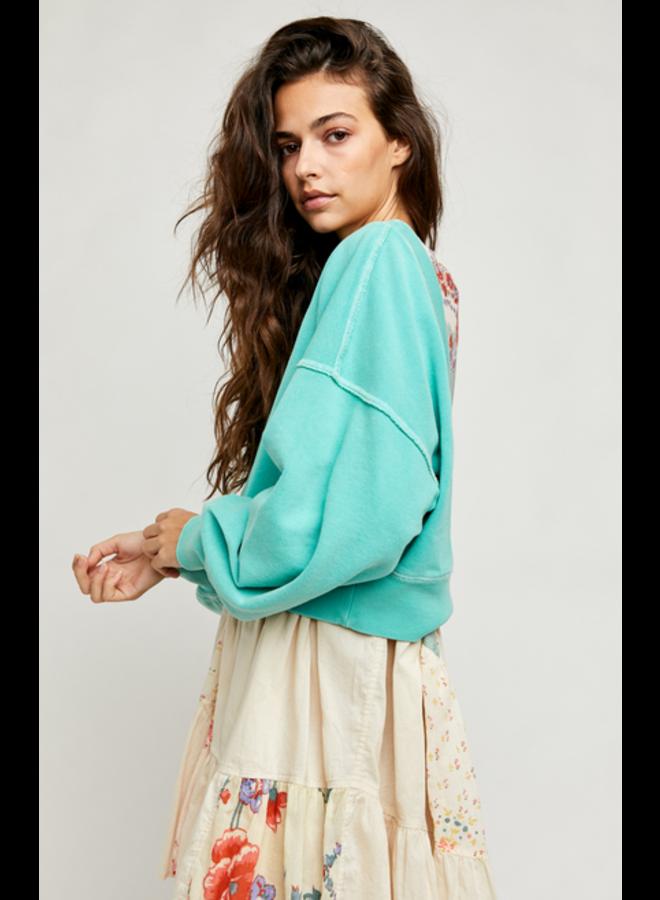 Take Me Back Pullover