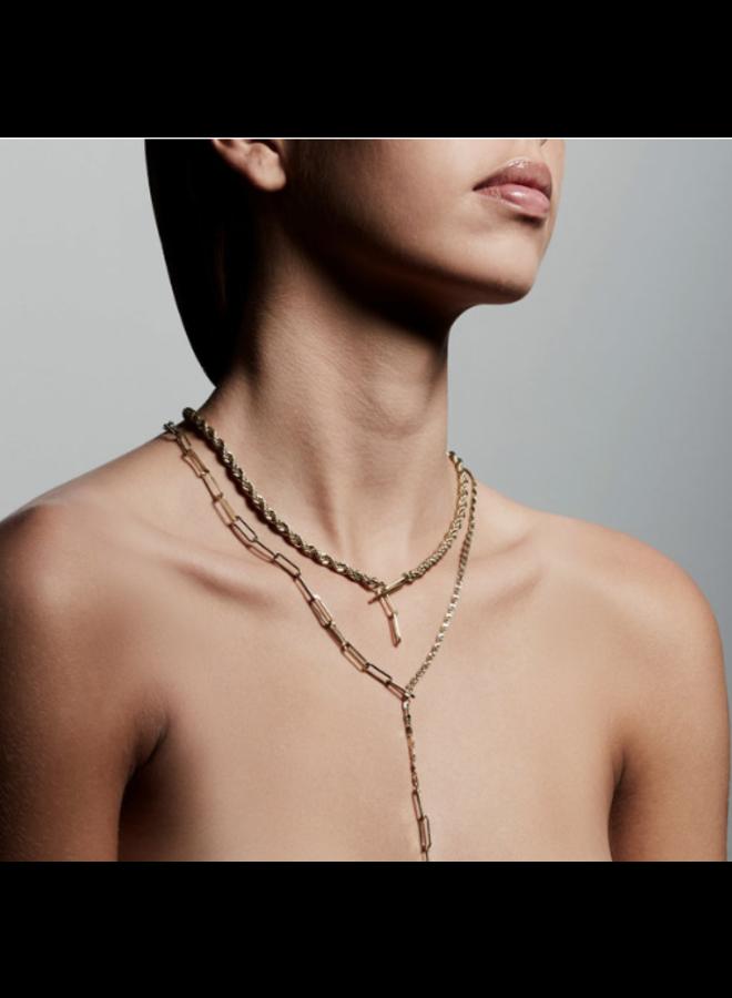 Simplicity 2-1 Necklace