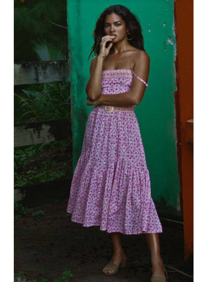 Ziggy Midi Dress