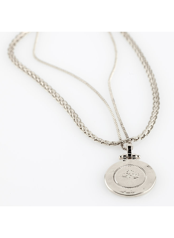 Nomad 2-1 Necklace