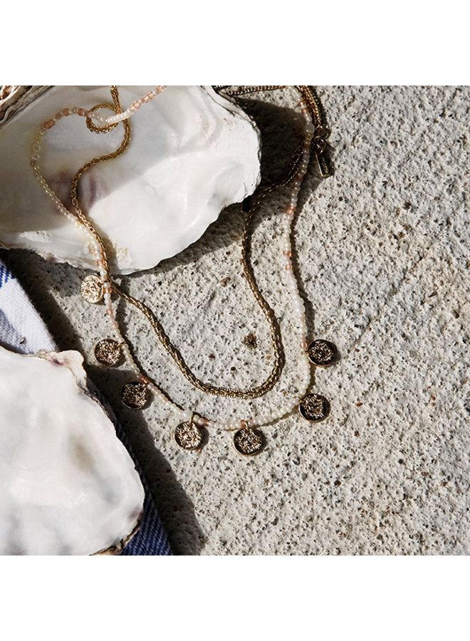 Nomad Bead Necklace