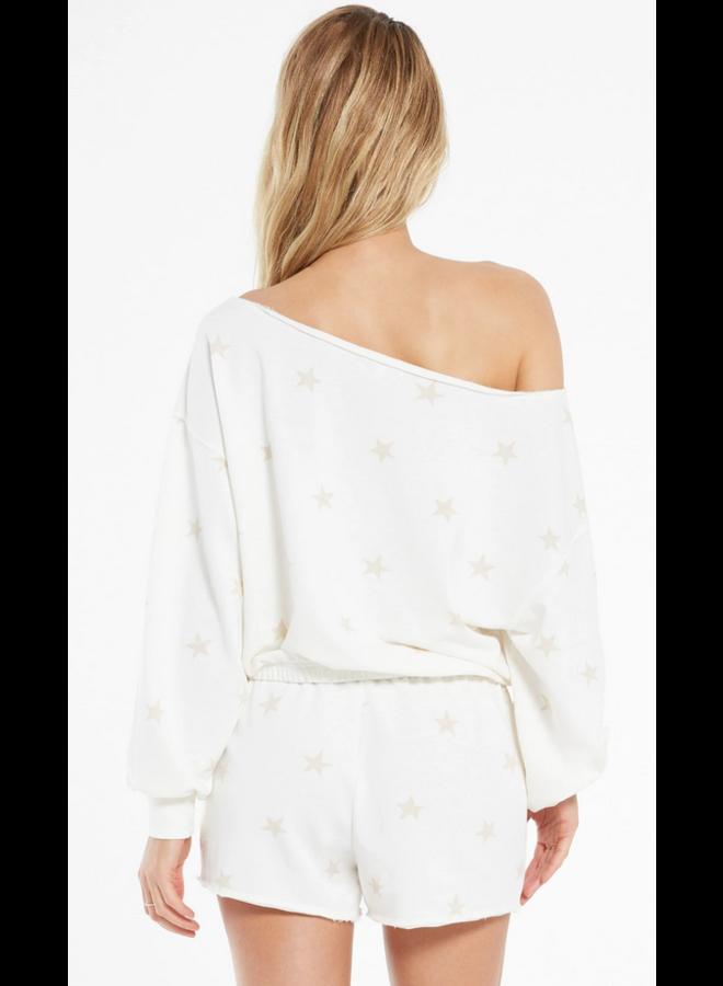Summer Star Pullover