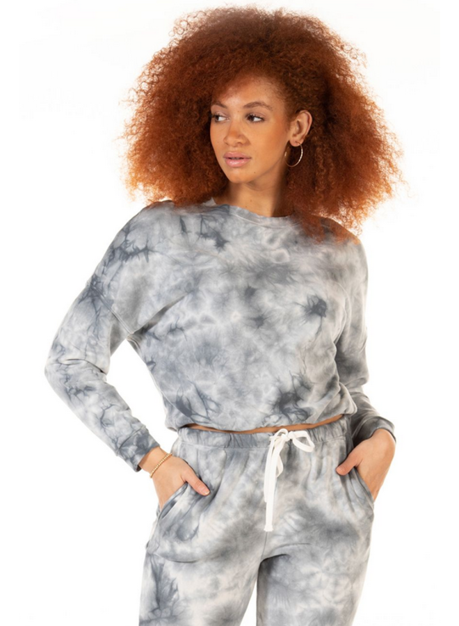 Dex Tie Dye Pullover
