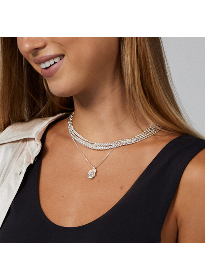 Authenticity Layer Necklace