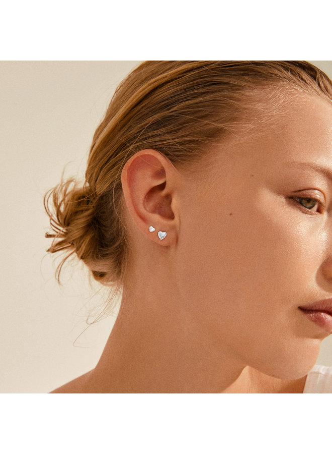 Sophia Hammered Earrings