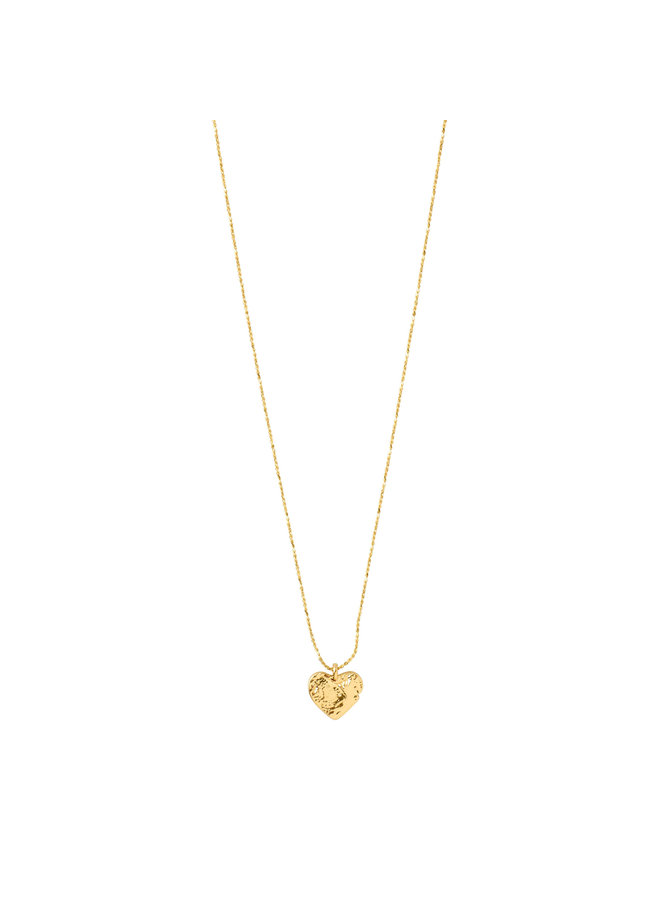 Sophia Hammered Necklace