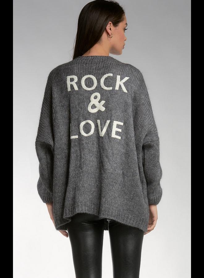 Rock & Love Cardi