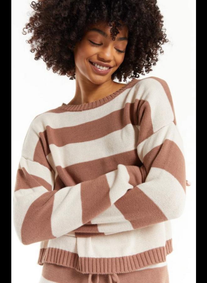Sienna Stripe Sweater