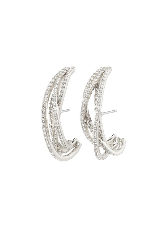 Margot Crystal Earrings