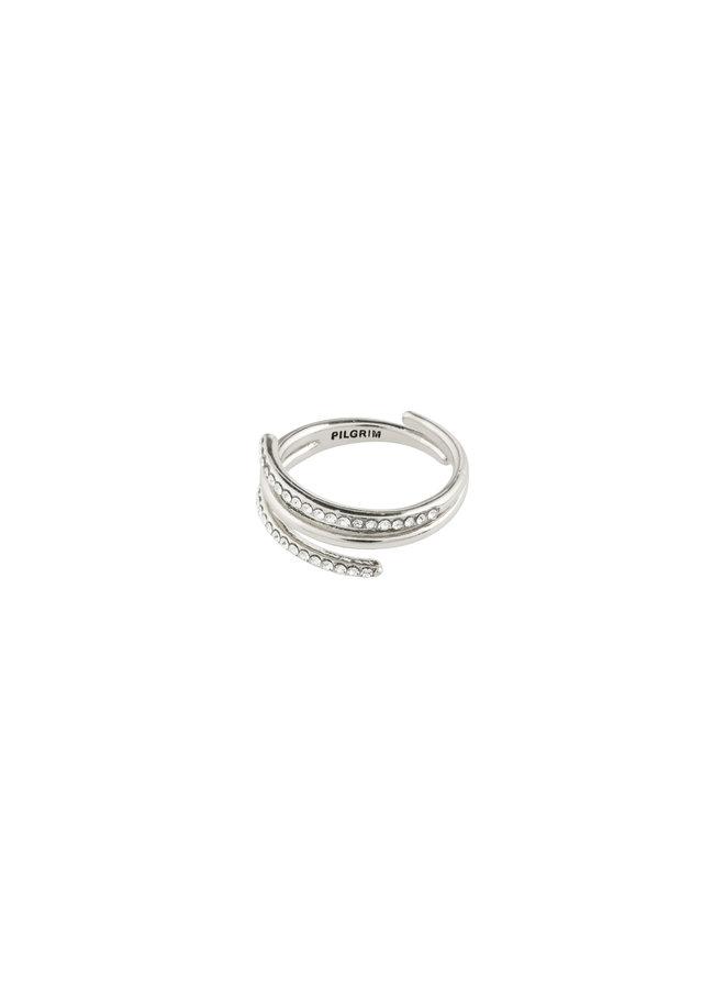 Serenity Crystal Ring