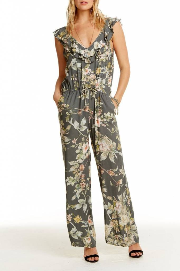 Heirloom Wide Leg Jumpsuit