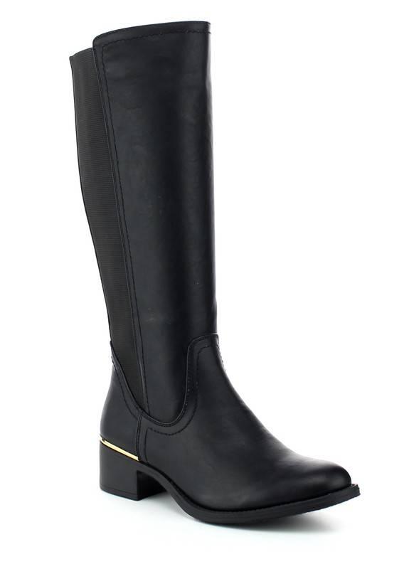 Black Halo Boots