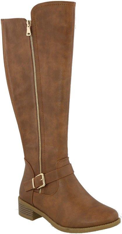 Tan Winston Boot