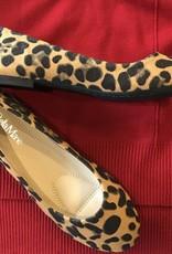 Leopard Stacy Flat