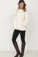 Ivory Cozy Pullover