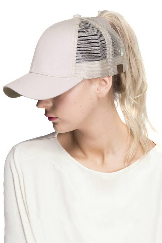 CC Pony Ballcap-5 colors available!