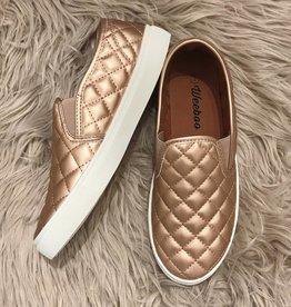 Rose Gold Becky Sneaker
