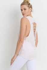 Cut-out Muscle Tank-Available in 3 colors!