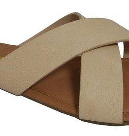 Beige X Sandals