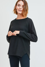 Soft Black Sweater