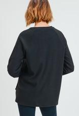 Soft Black Sweater