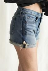 Midrise Boyfriend Shorts