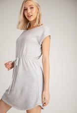 H. Grey T-Shirt Dress