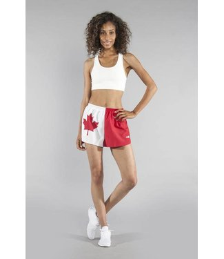 "Boa Canada 1.5"" Split Trainer Short"