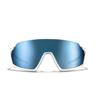 ROKA Roka GP-1X Sunglasses (White Frame/Glacier Mirror)
