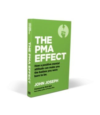 THE PMA EFFECT BY JOHN JOSEPH